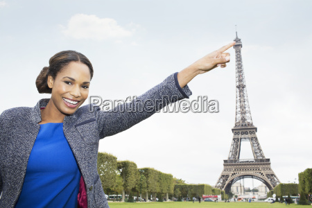 woman posing as if to touch