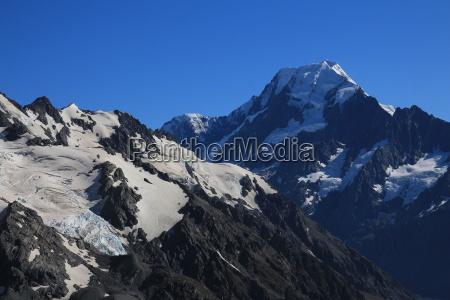 highest mountain of new zealand mount