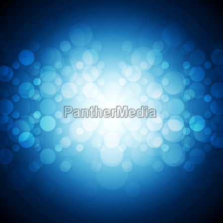 abstract blue geometry background