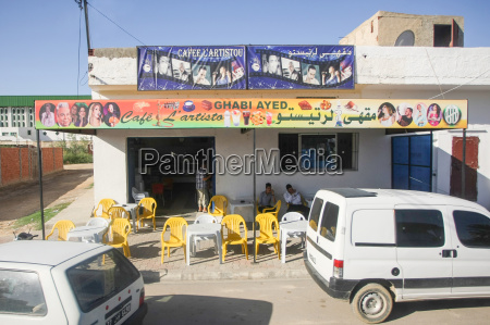 coffe place in kairouan
