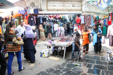 medina in tunisia