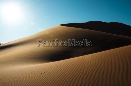 namibia namib desert sossusvlei dunes landscape