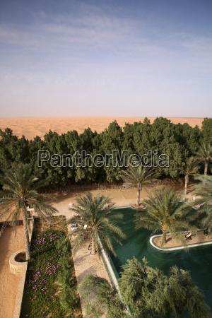 tunisia grand erg oriental oasis of