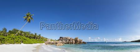 seychelles la digue indian ocean anse