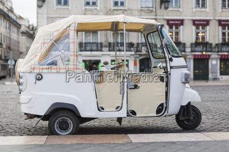 portugal lisbon moto taxi
