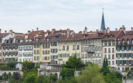 switzerland bern historic old town