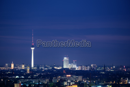 germany berlin view from rudow to