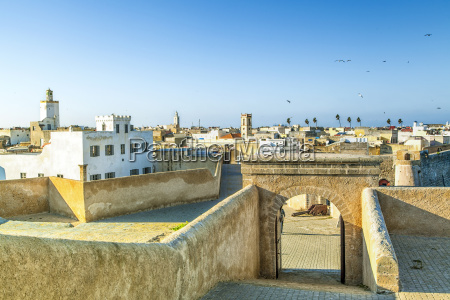 the old portuguese fortress city el