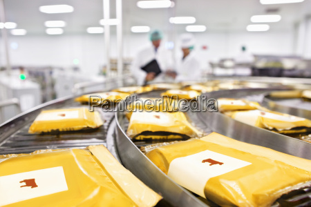 cow labels on packages of cheese