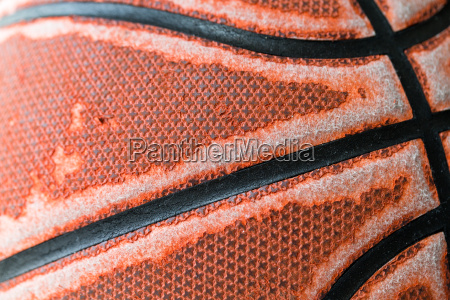 old basketball leather texture