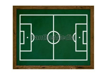 tactics board football