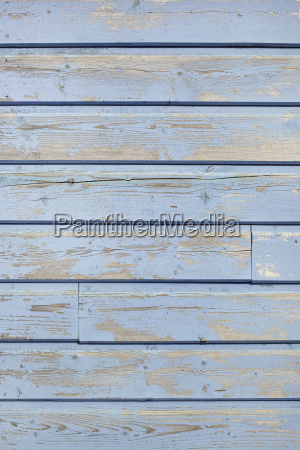 weathered blue painted wood boards andernos