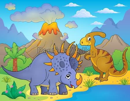 dinosaur topic image 8