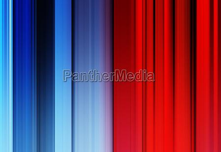 horizontal vertical blue red business portfolio