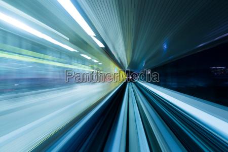 speed motion in urban highway road