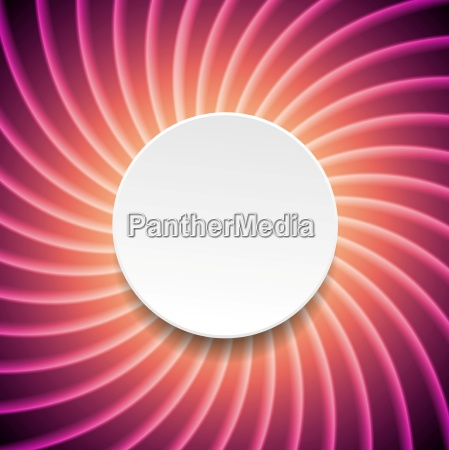 smooth purple swirl background with circle