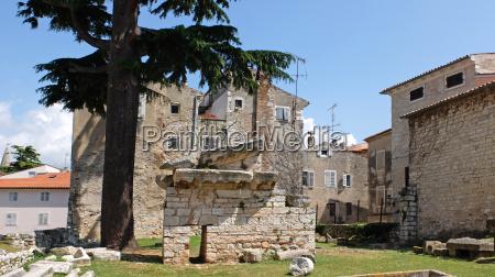 old town of porec