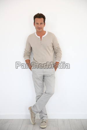attractive 40 year old man on