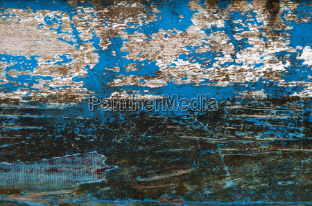 rustic blue black wood background