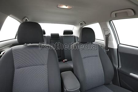 car interior seats