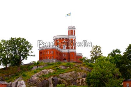 castle on kastellholmen