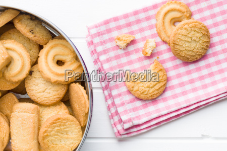sweet butter biscuits