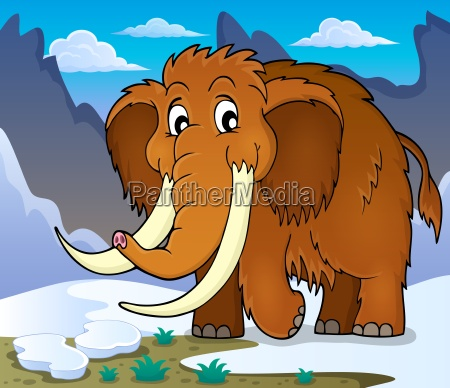 mammoth theme image 1
