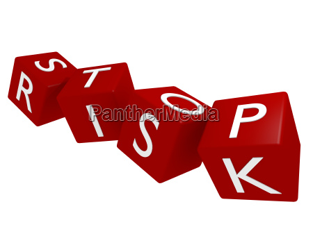 stop risk concept 3d rendering