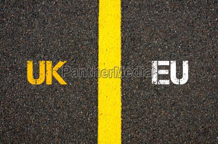 antonym concept of uk united kingdom