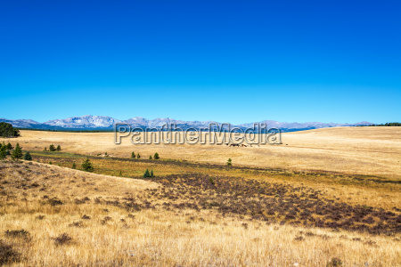 dry fields in wyoming