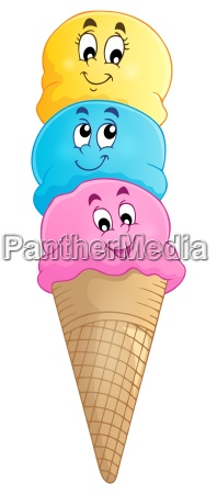 ice cream theme image 4