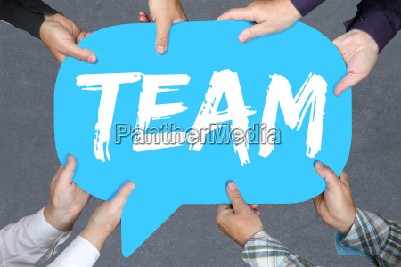 group people keep teamwork together working