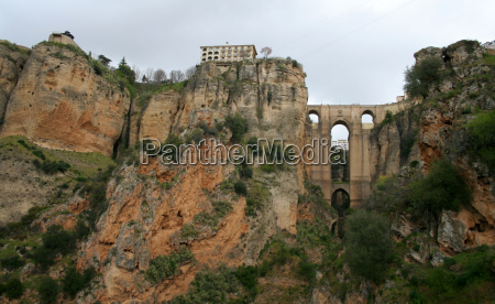 the bridge of ronda
