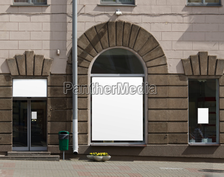 three free advertising space
