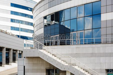 modern industrial buildings