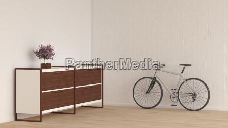 muebles moderno espacio interior cosecha ver