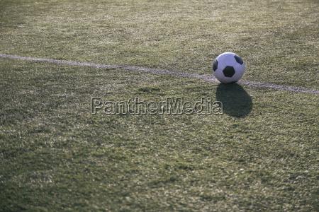 football on the line on football