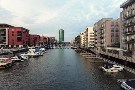 germany hesse frankfurt westhafen