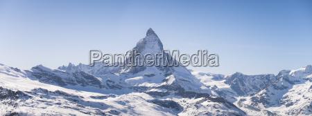 switzerland zermatt pennine alps view to
