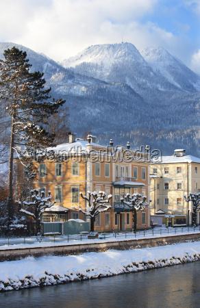 austria bad ischl lehar villa at