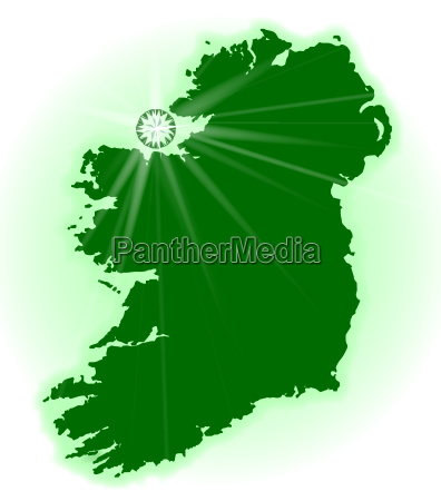 eire the emerald isle