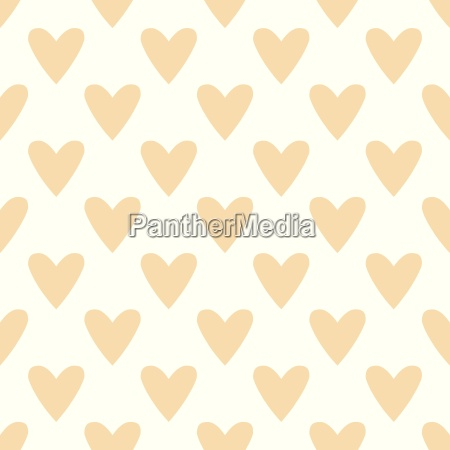 tile vector pastel pattern with hearts