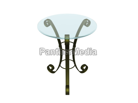 glass table exempted