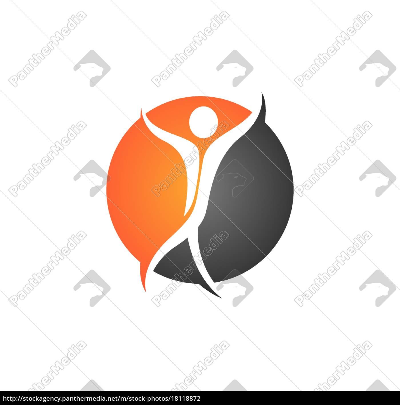 health, logo, template - 18118872