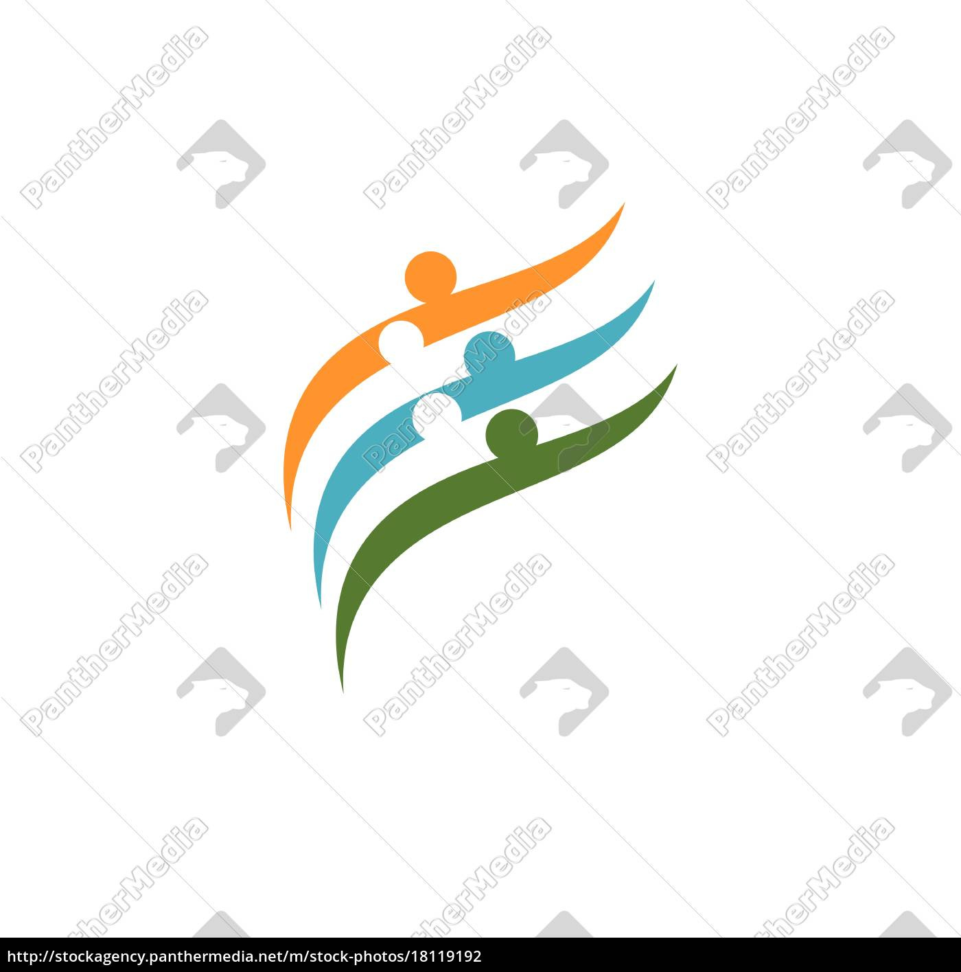 health, logo, template - 18119192