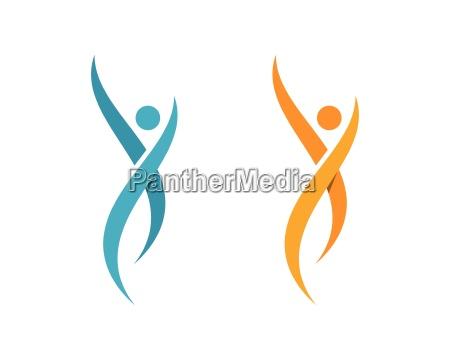 health, logo, template - 18119228
