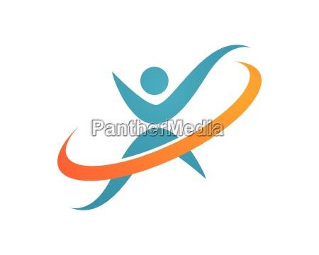health, logo, template - 18119356