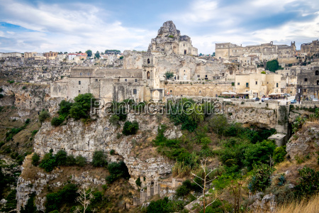 matera the city of stones