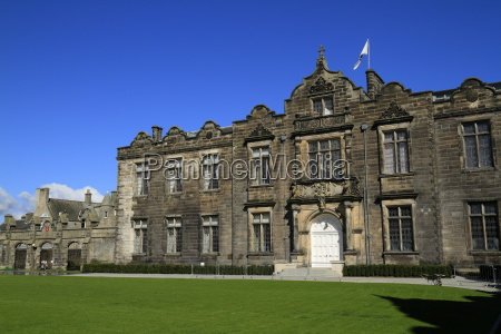 university buildings of st andrews