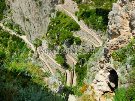 the beautiful capri island via krupp